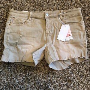 Dear John jean shorts